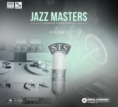 STS Digital Jazz Masters, Legendary Jazz Recordings Vol. 3 (STS.6111131)