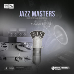 STS Digital Jazz Masters Vol. 1, Legendary Jazz Recordings, Tape (STS.T6111113)
