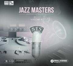 STS Digital Jazz Masters, Legendary Jazz Recordings Vol. 4 (STS 6111166)