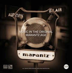 STS Analogue 'Music In The Original Marantz Age', various Artists