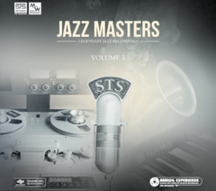 STS Digital Jazz Masters, Legendary Jazz Recordings Vol. 2 (STS 6111157)